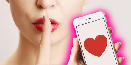 Gleeden app amantes