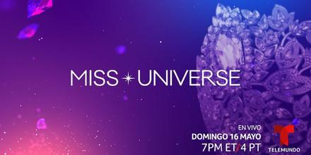 Telemundo y su programación especial en la semana de 'Miss Universe'