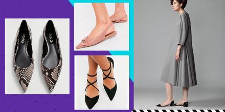 Zapatos planos y flats para mujer