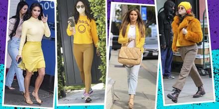 Kim Kardashian, Selena Gomez, Eiza González y Sofía Vergara