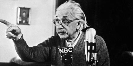 Carta Albert Einstein aves