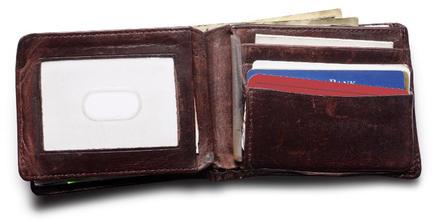 Billetera robada hace 20 años