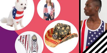 Moda para el 4 de Julio