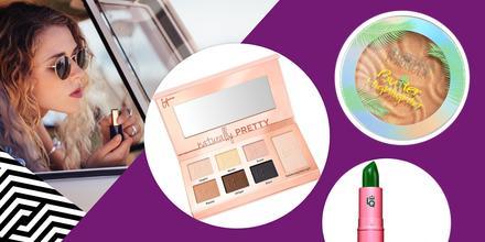 Crea el maquillaje veraniego perfecto con esto 20 esenciales