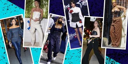Corsé: La prenda sexy que cautivó a las celebs de Hollywood | Telemundo