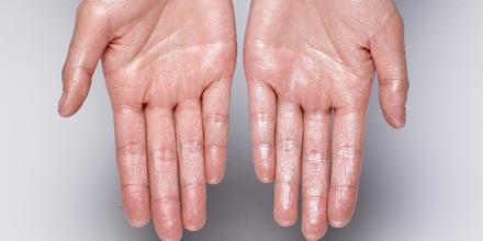 Energía de las yemas de los dedos