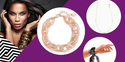 6 tipos de brazaletes que no pueden faltar en tu colección | Telemundo