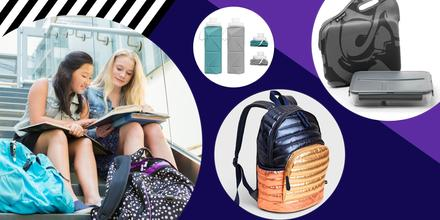 Mochilas, loncheras y botellas para el nuevo ciclo escolar | Telemundo
