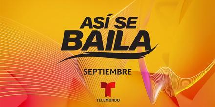 Telemundo estrenará 'Así Se Baila'