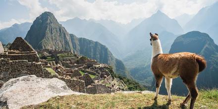 Machu Picchu ocupado antes