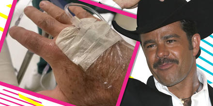 Eduardo Capetillo, tras destapar el cáncer que lo atacó, aparece en el hospital