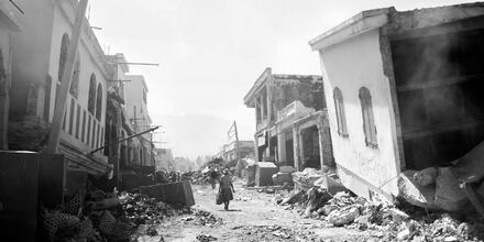 Terremotos en Haití