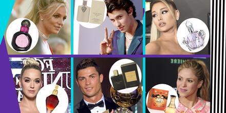 16 deliciosos perfumes de los famosos que debes probar | Telemundo