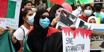 El Talibán amnistía mujeres