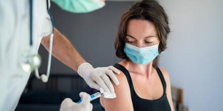 Dosis refuerzo de la vacuna