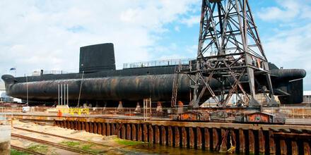 Submarino peor Chernobyl