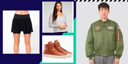 4 outfits para salir muy casual o estar cómodos en casa | Telemundo