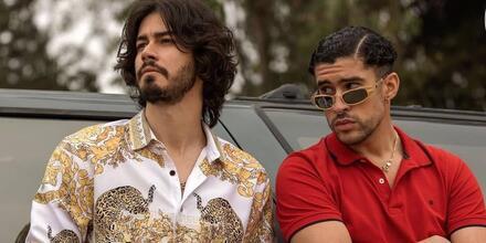 Bad Bunny en 'Narcos: México', tercera temporada