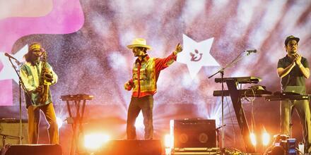Caloncho concierto México 2021
