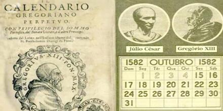 10 días desaparecieron en 1582