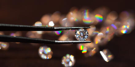 Diamantes CO2