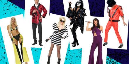 15 fabulosos disfraces inspirados en las celebridades | Telemundo