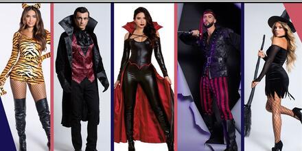 10 disfraces para hombre y mujer para llevar este Halloween | Telemundo