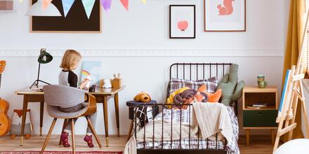 Crea una habitación para tus hijos que crezca con ellos | Telemundo