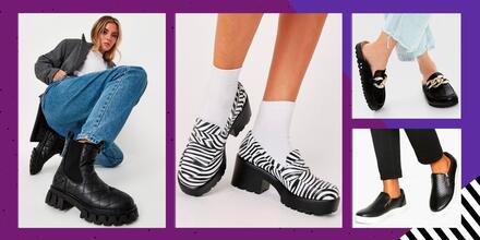 Zapatos para cuando necesitas salir corriendo de casa | Telemundo