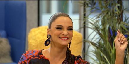 Mariana Seoane en entrevista con 'hoy Día'
