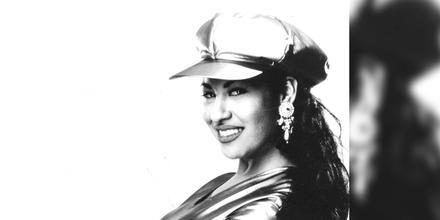 Selena Quintanilla en 1992