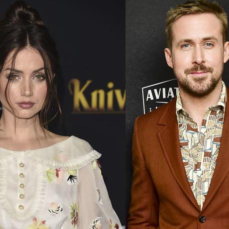 Ana de Armas y Ryan Gosling