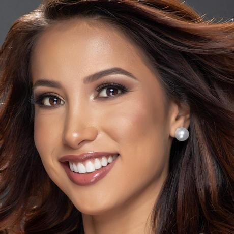 Leyla Espinoza Calvache Miss Ecuador Universo 2020