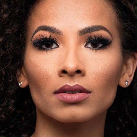 Hillary-Ann Williams Miss Barbados Universo 2020