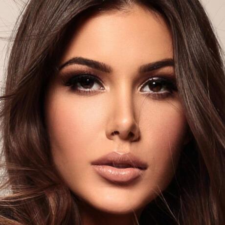 Mirna Naiia Marić Miss Croacia Universo