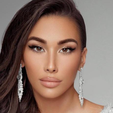 Paula Mehmetukaj Miss Alabania Universo 2020