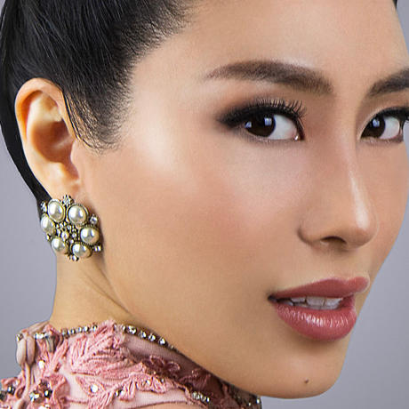 Bernadette Belle Ong Miss Singapur Universo