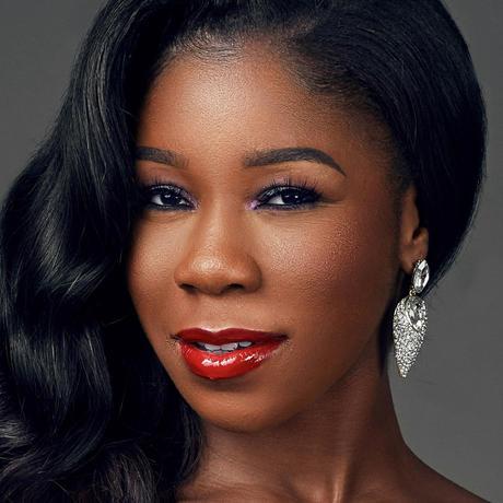 Chelsea Tayui Miss Ghana Universo
