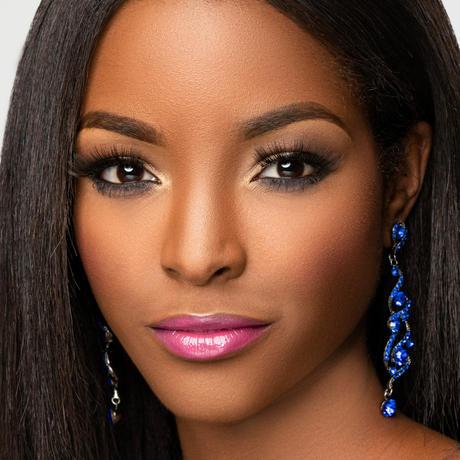 Miqueal-Symone Williams Miss Jamaica Universo