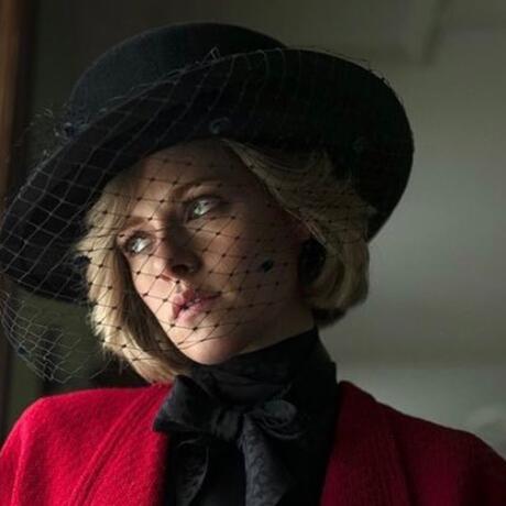 Kristen Stewart en 'Spencer' como la princesa Diana