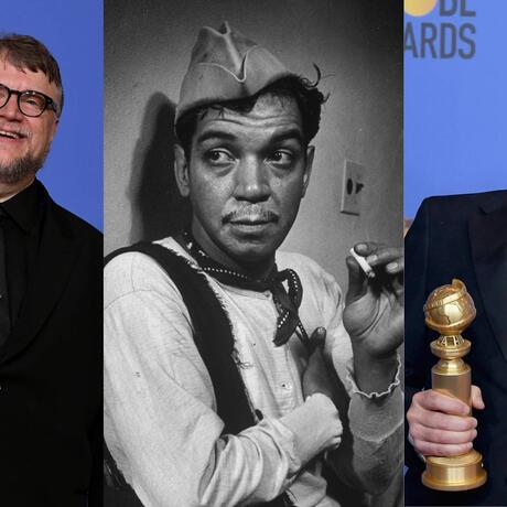Cantinflas, Guillermo del Toro, Alfonso Cuarón