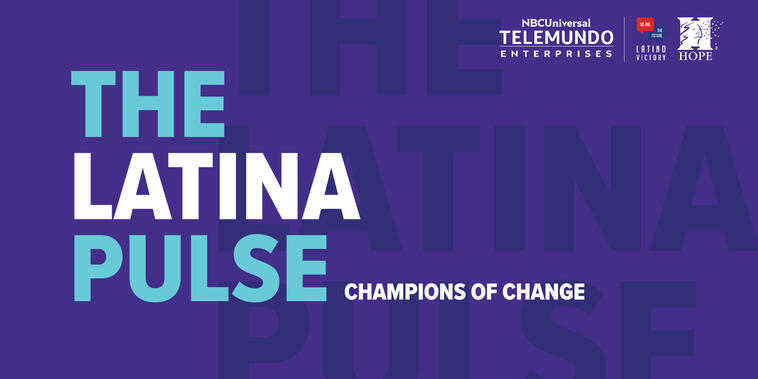 The Latina Pulse - Mujeres Imparables