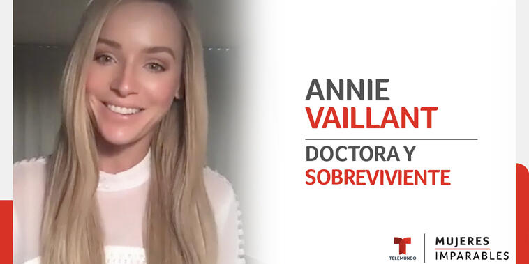 Annie Vaillant - Mujeres Imparables
