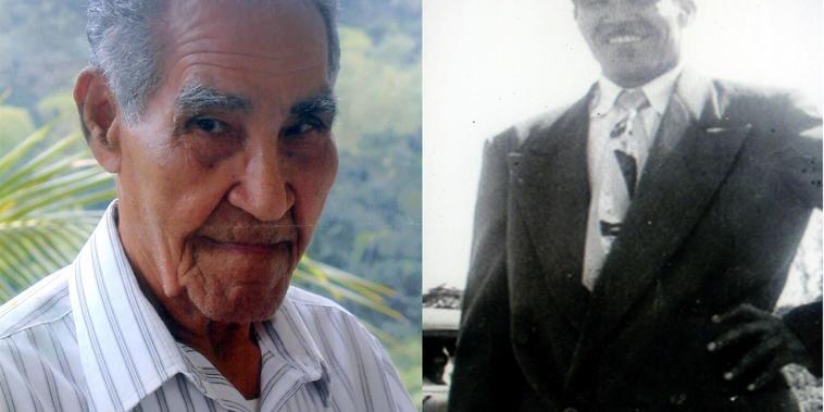 Emilio Flores Márquez, el hombre más longevo del mundo.