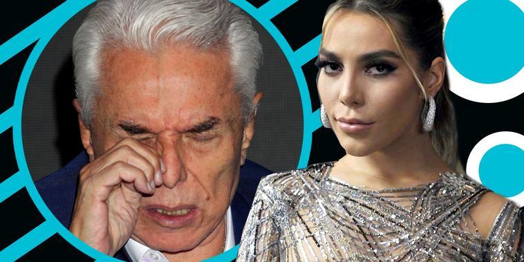 """Enrique Guzmán devastado dice: """"En mi pu** vida le he tocado un pelo"""""""