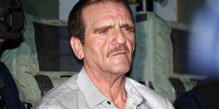 Héctor 'El Güero' Palma, narcotraficante mexicano, al regresar a México en 2016 tras cumplir condena en una cárcel de Estados Unidos.