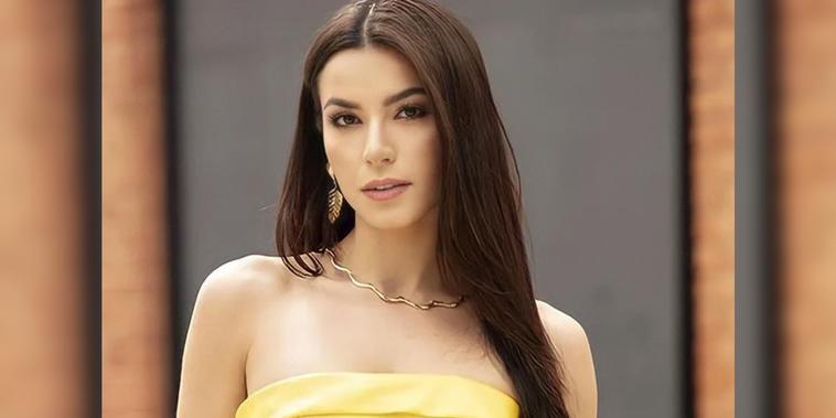 Julia Gama, Miss Brasil
