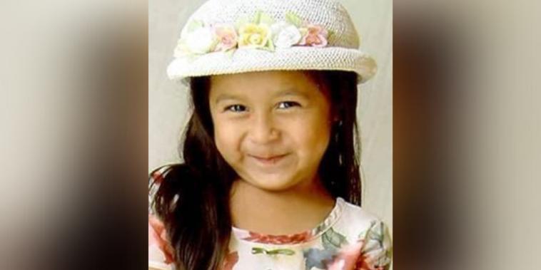 Sofía Juárez fue raptada entre las el 4 de febrero de 2003 en Kennewick, Washington.
