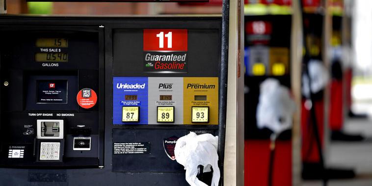 Estiman que más de 1,000 estaciones de serivici sufren escasez de gasolina.