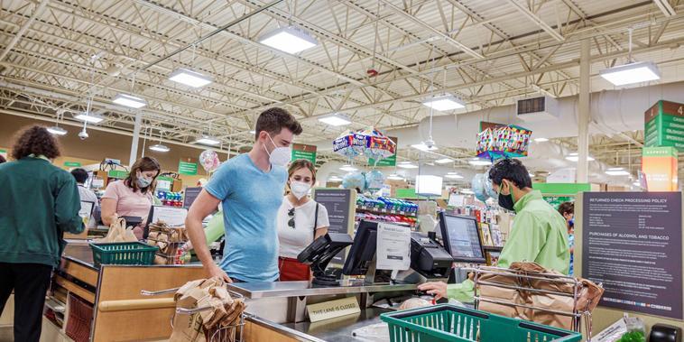 El índice de precios al consumidor aumentó 0,8% en abril